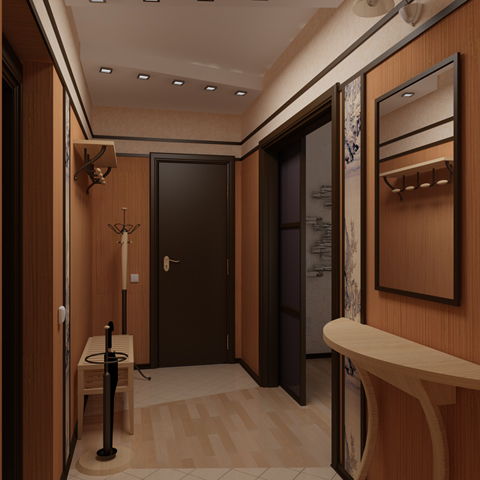 Яркий дизайн интерьера квартиры  26 фото комнат в HD