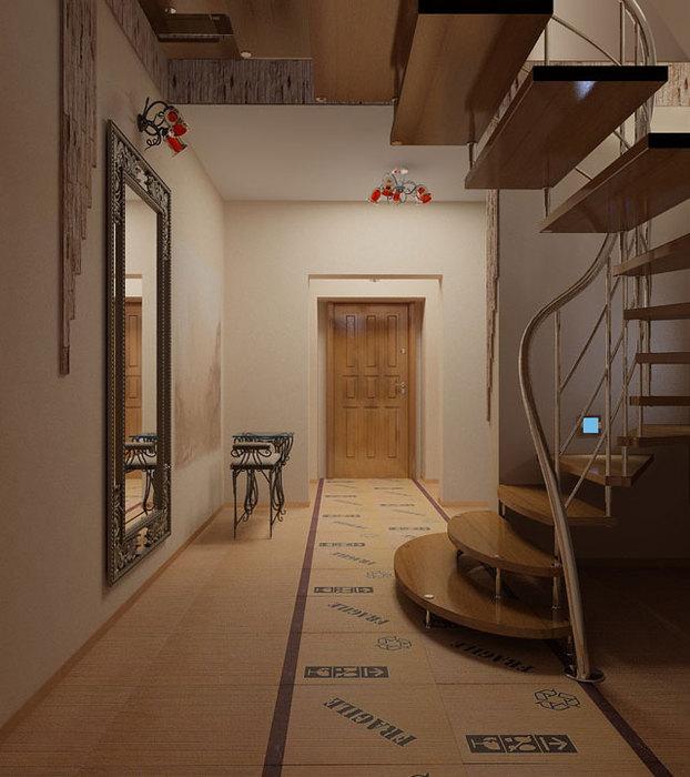 Дизайн квартир студий 18 кв.м фото