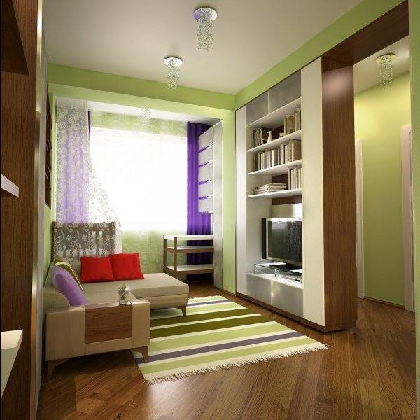 Каталог дизайн проектов спальни совмещенной с балконом..