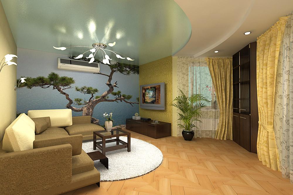Дизайны гостиных комнат фото