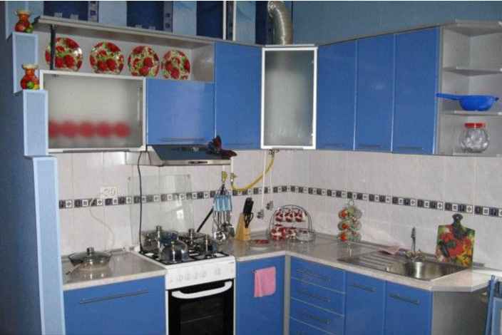 Дизайн кухни 8 кв м 2016-2017