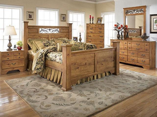 Старинные спальни