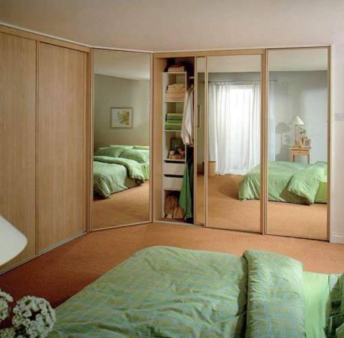 Дизайн спальни 7 м
