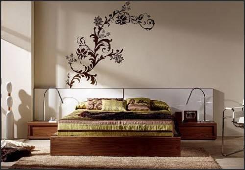 Дизайн спальни 9 м