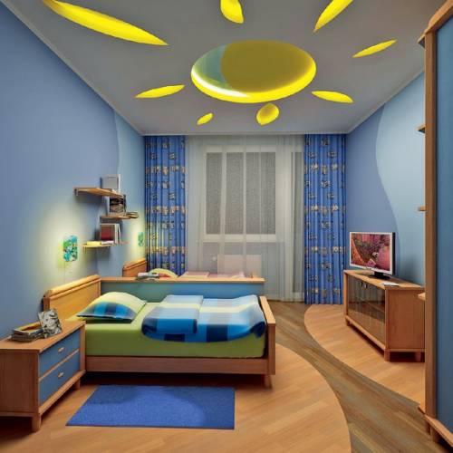 Ремонт в детской комнате фото для мальчика своими руками 95