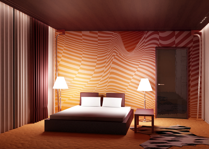 фотообои для спальной: